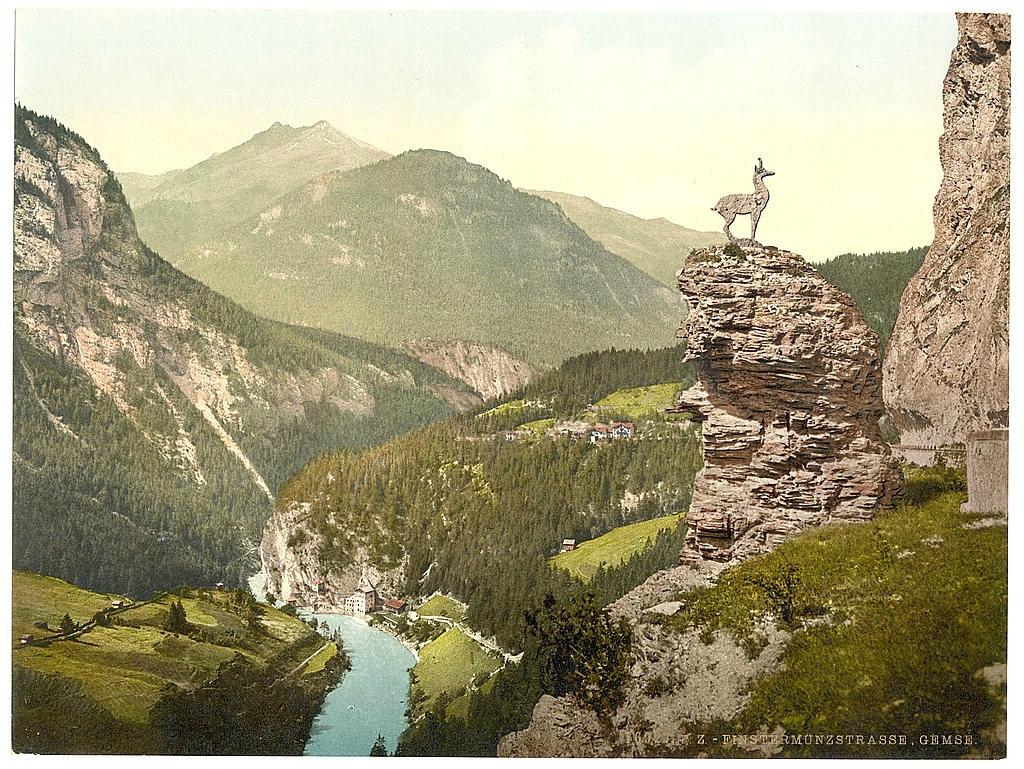 Австрия. Тироль 1890 - 1900 гг 0_80af4_7d4b9d6f_orig