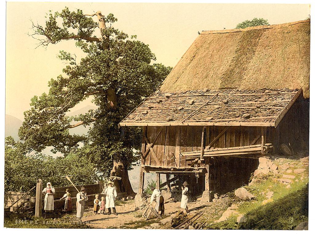 Австрия. Тироль 1890 - 1900 гг 0_80afd_83d3f3ee_orig