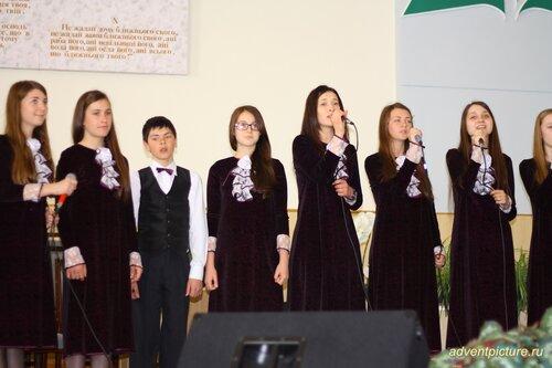 Христианская музыкальная студия «Небесные Лучики»
