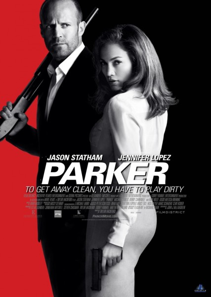 Паркер / Parker (2013) BD-Remux + BDRip 1080p + 720p + HDRip + AVC