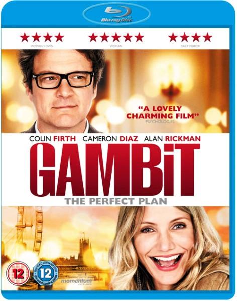 Гамбит / Gambit (2012) BDRip 1080p/720p + HDRip