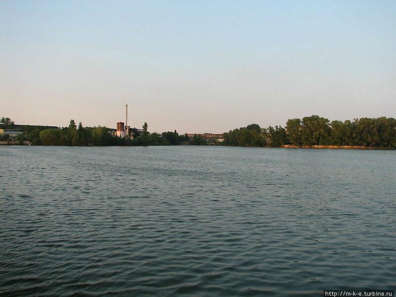 Кыштымский городской пруд (13.05.2013)