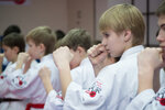 Тренировка каратэ Тайкан