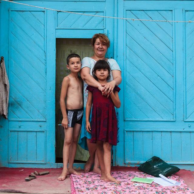 Хлопок и пустыня: снимки британского фотографа, очарованного Узбекистаном