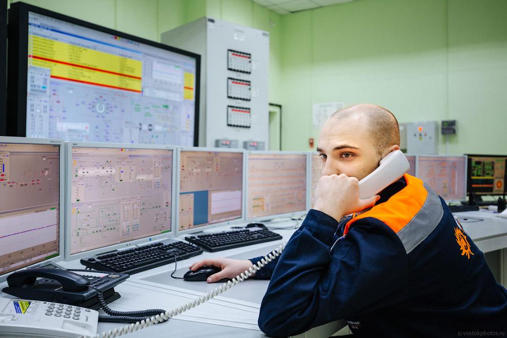27. Программно-технический комплекс турбогенератора на ЦТЩУ-1. Что и за что отвечает, я так и н