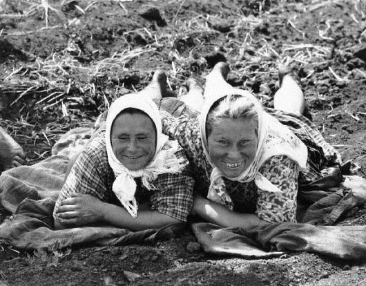 Советская оттепель в колоритных фотографиях русского американца