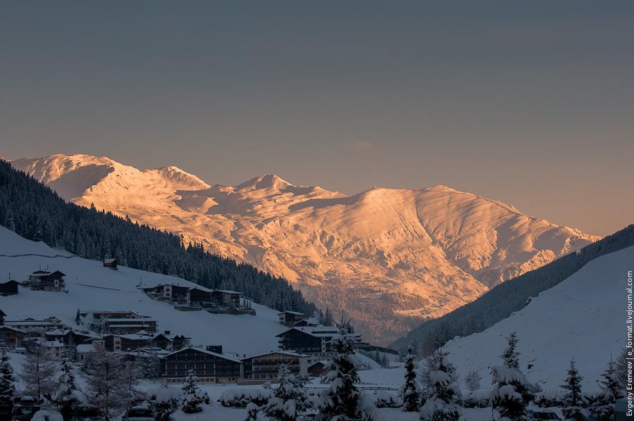 Австрия, Хинтертукс
