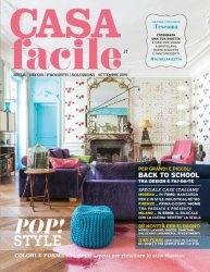 Журнал CasaFacile (Settembre 2015)