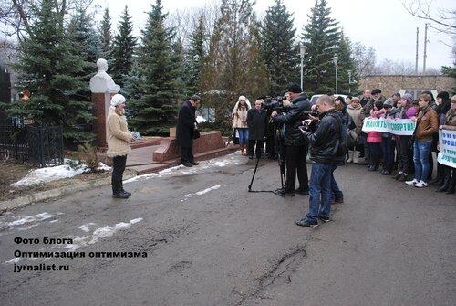 16 лет со дня трагической смерти журналиста Петра Шевченко