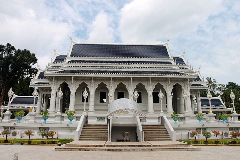 Kaew Temple - буддийский храм в Краби. Как живут тайские монахи