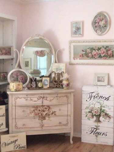Hand made for Shabby chic living room ideas on a budget