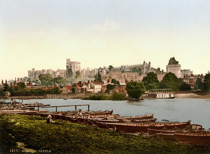 Виндзор в конце XIX века