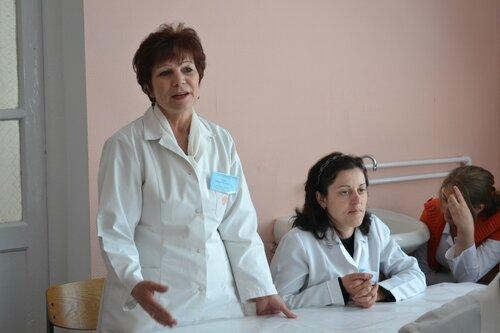 Ирина Влах провела встречи с избирателями в селе Копчак