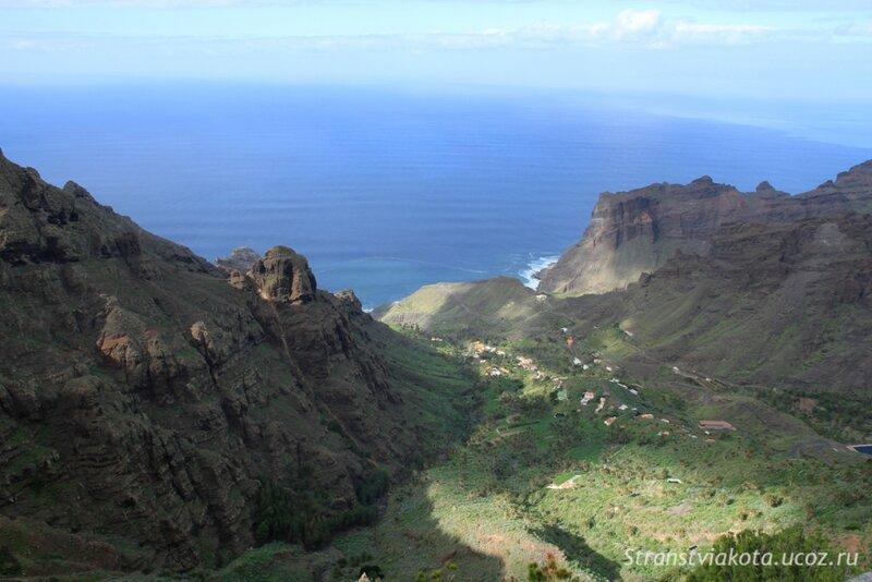 Канарские острова - Ла Гомера