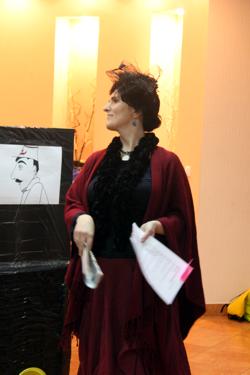 Графиня Вронская - Женя Рогацкина