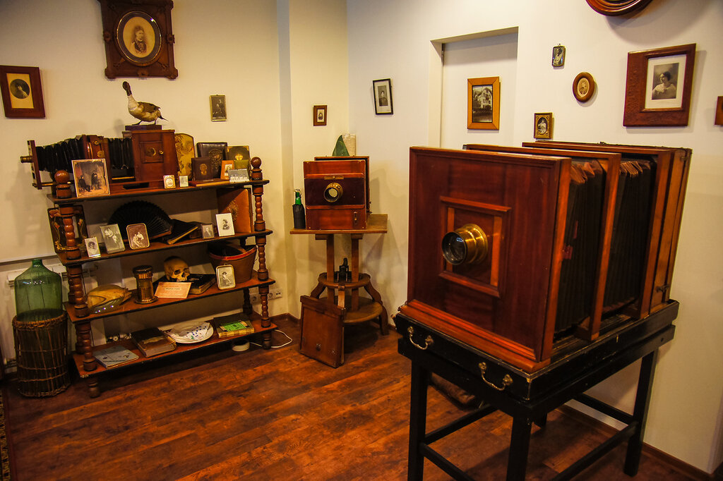 Музей фотографии санкт петербург