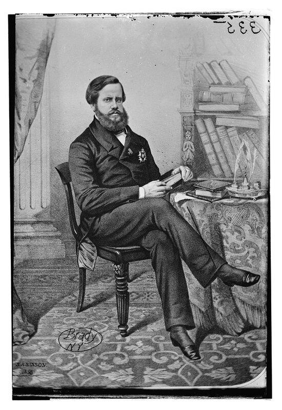 Don Pedro II, Emporor of Brazil