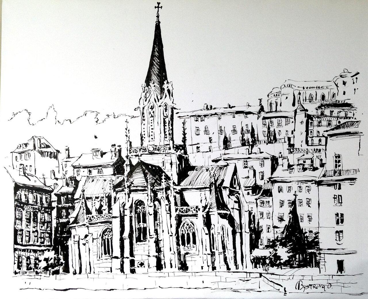 004. Lyon. St Georges
