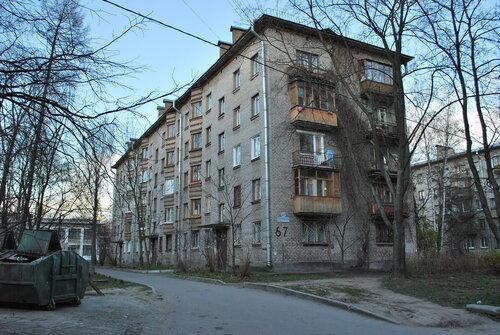 Дибуновская ул. 67