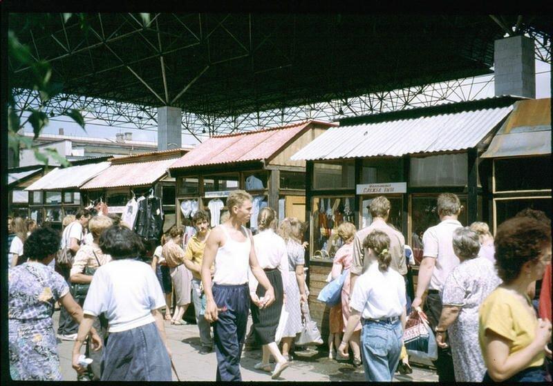 139. На иркутском рынке