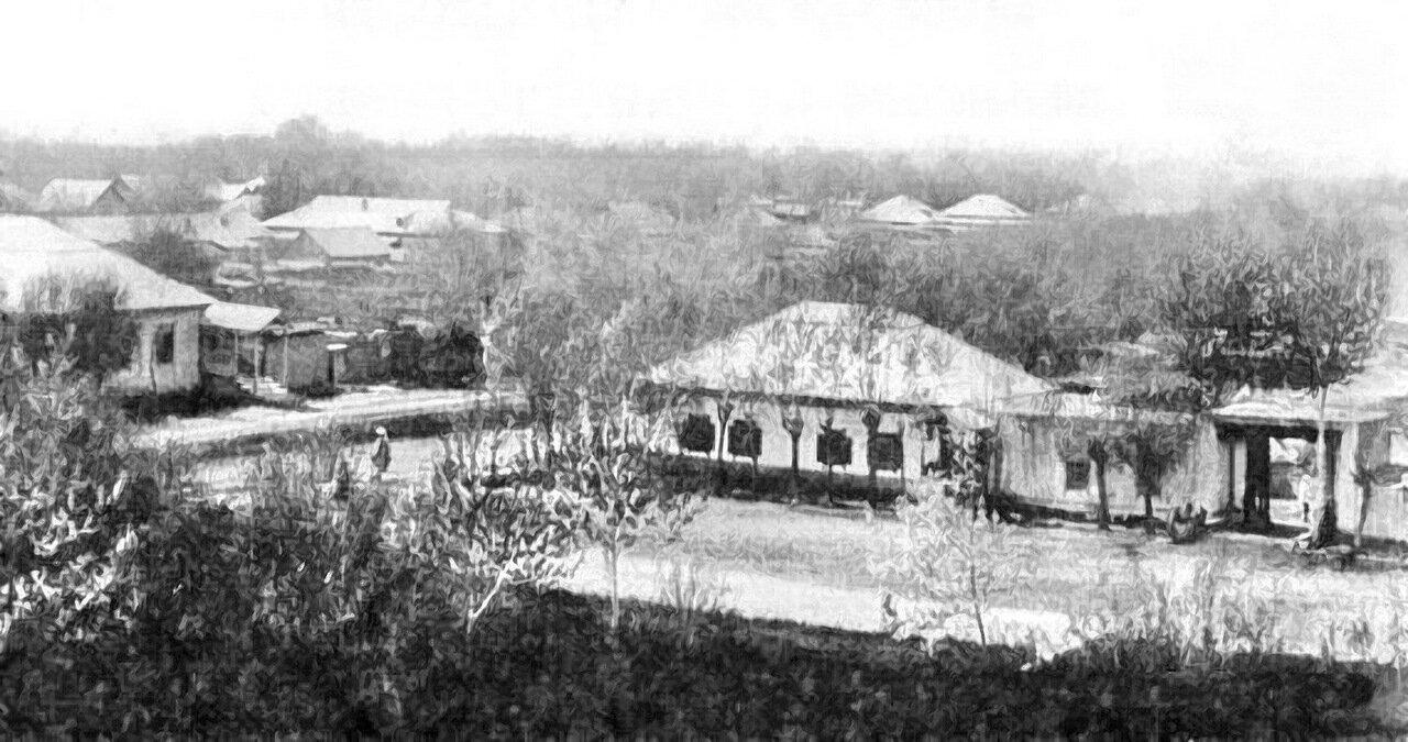 Пржевальск. 1913 год.