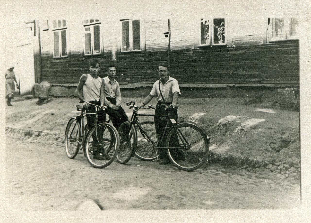 1940. Дорогомиловский Вал