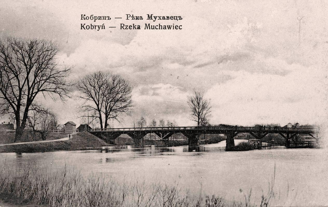 Река Мухавец