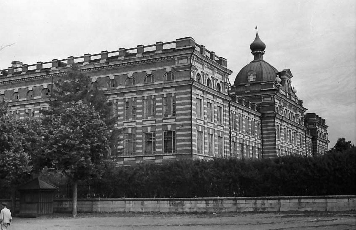 Елабужский педагогический институт.