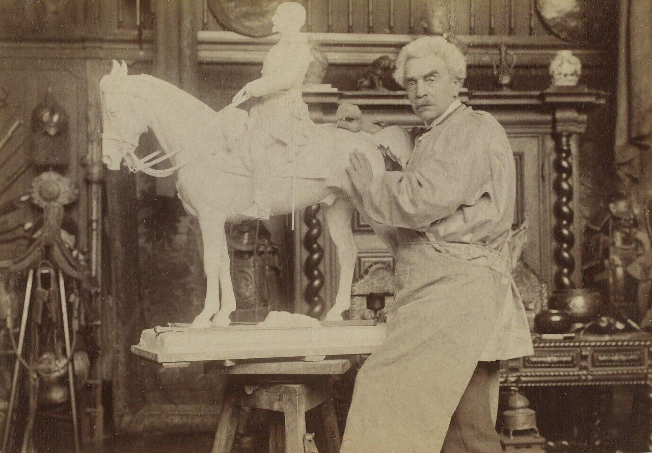 Жан-Леон Жером (1824-1904).