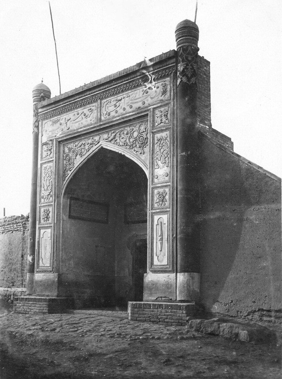 Старый Самарканд