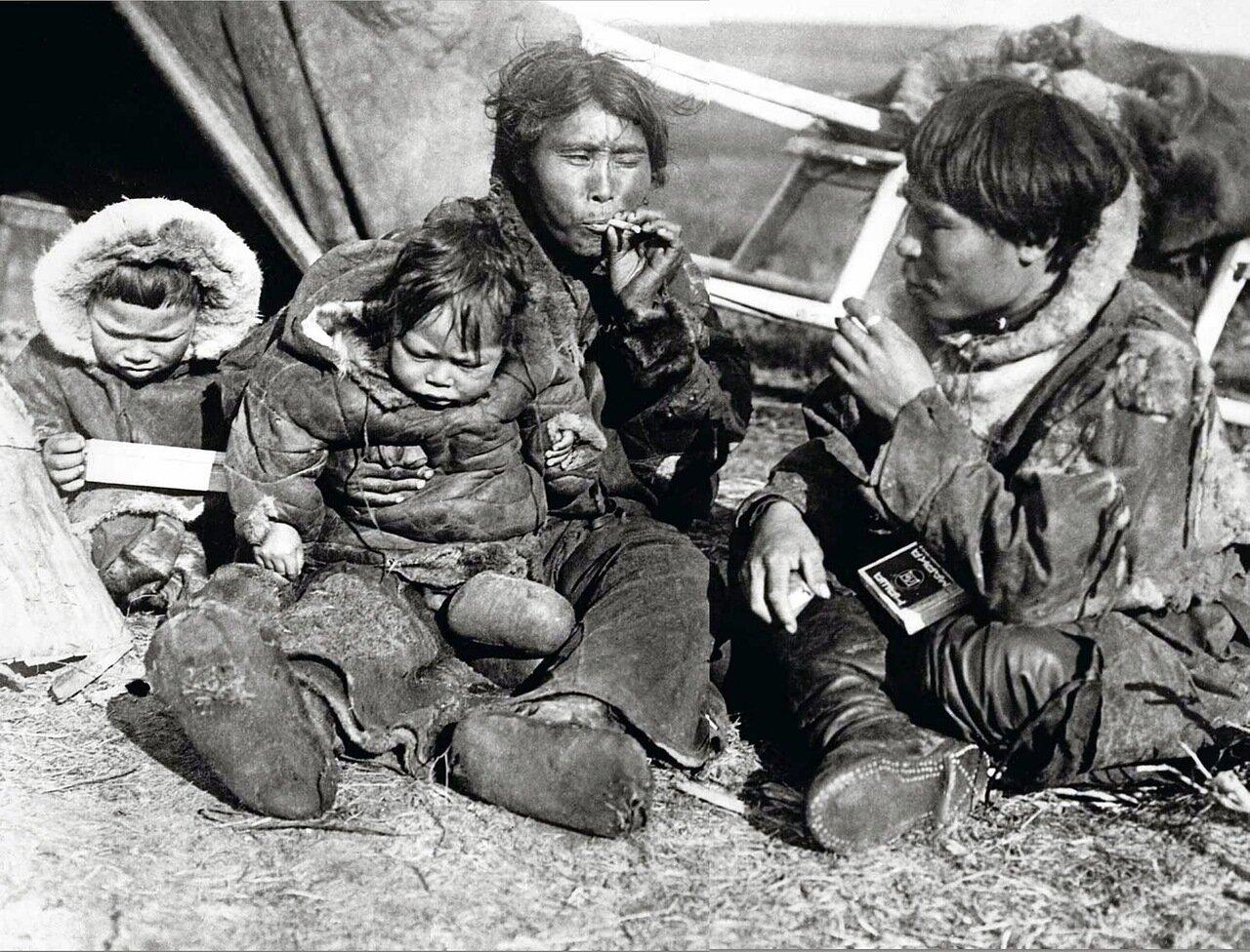 1930. Ненецкий округ,