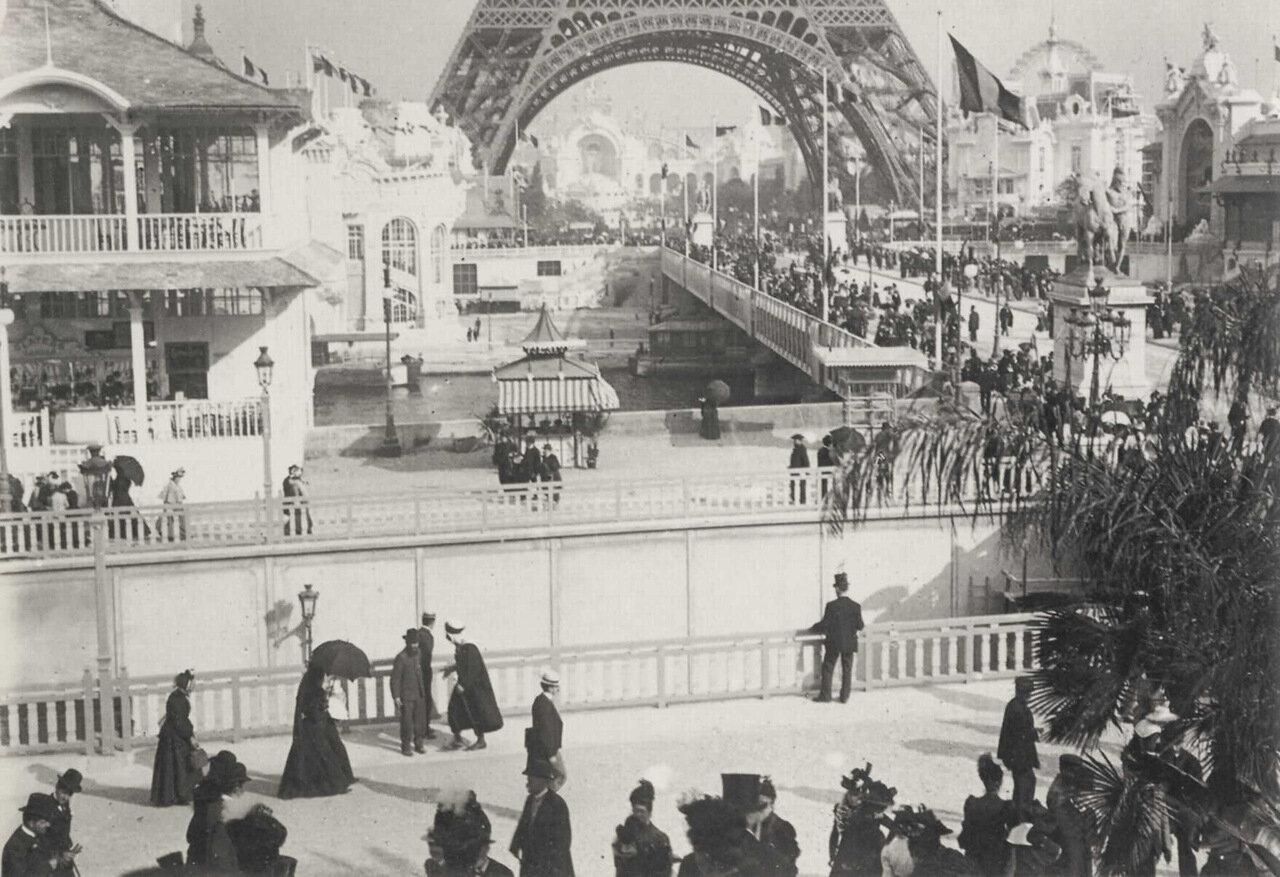 Мост Йены. Париж