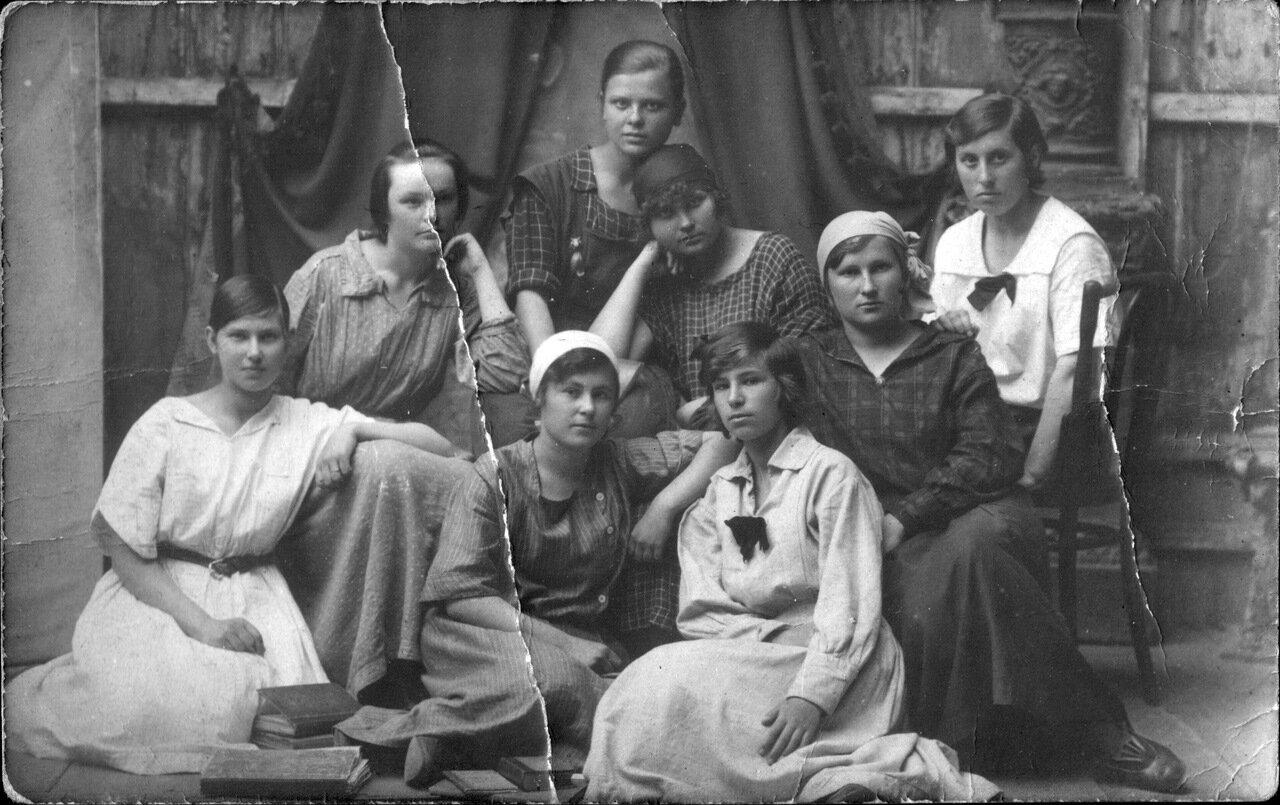 7 класс.11 мая 1925 г.