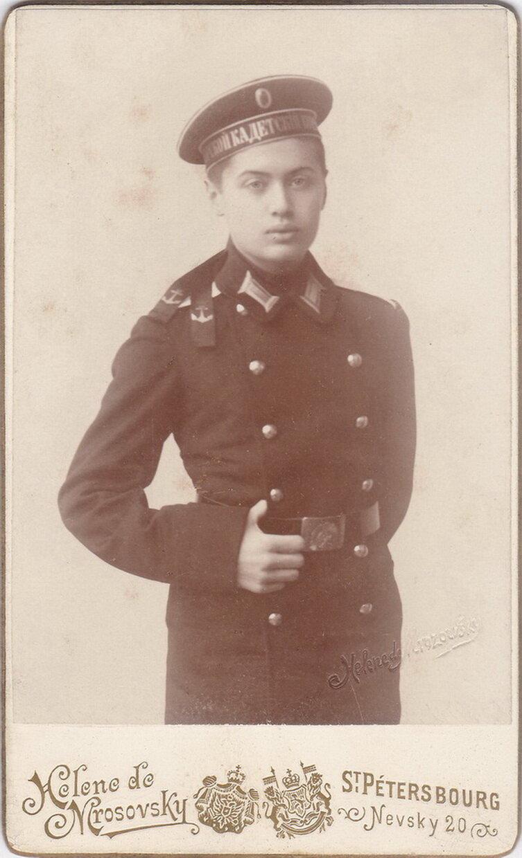 Предположительно сын М.Г.Черняева