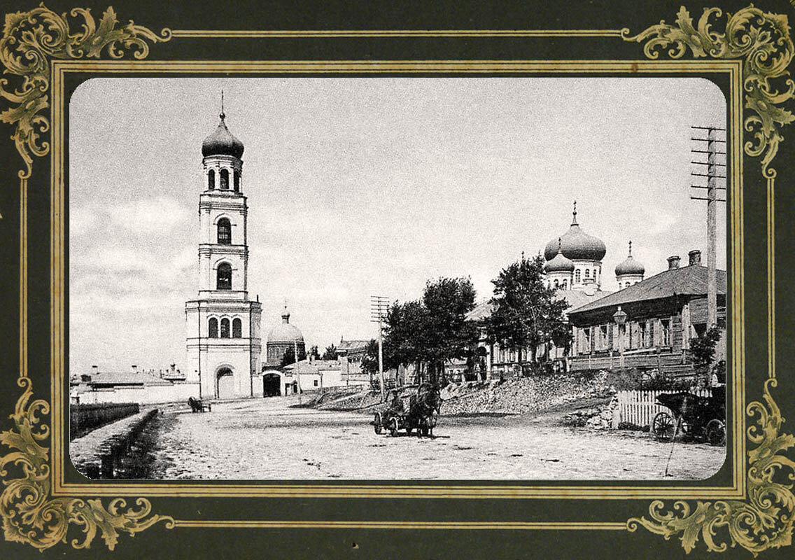 13. Женскiй монастырь