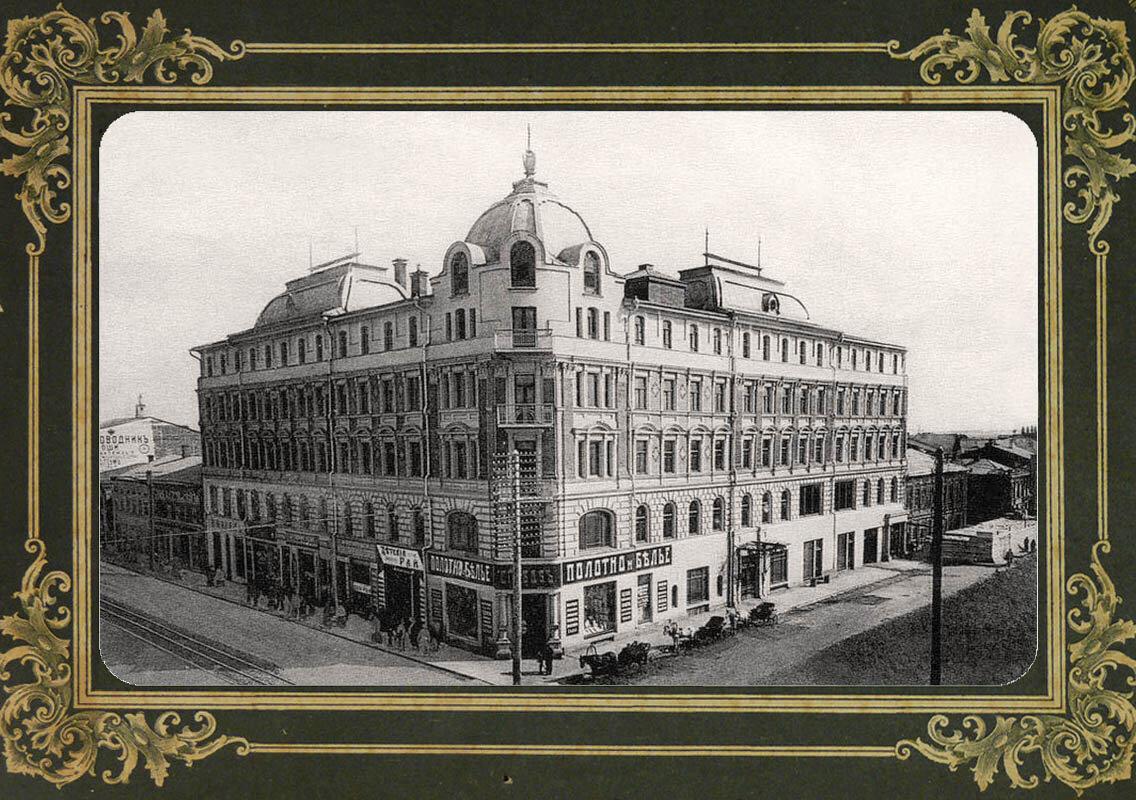 17. Гостиница Националь
