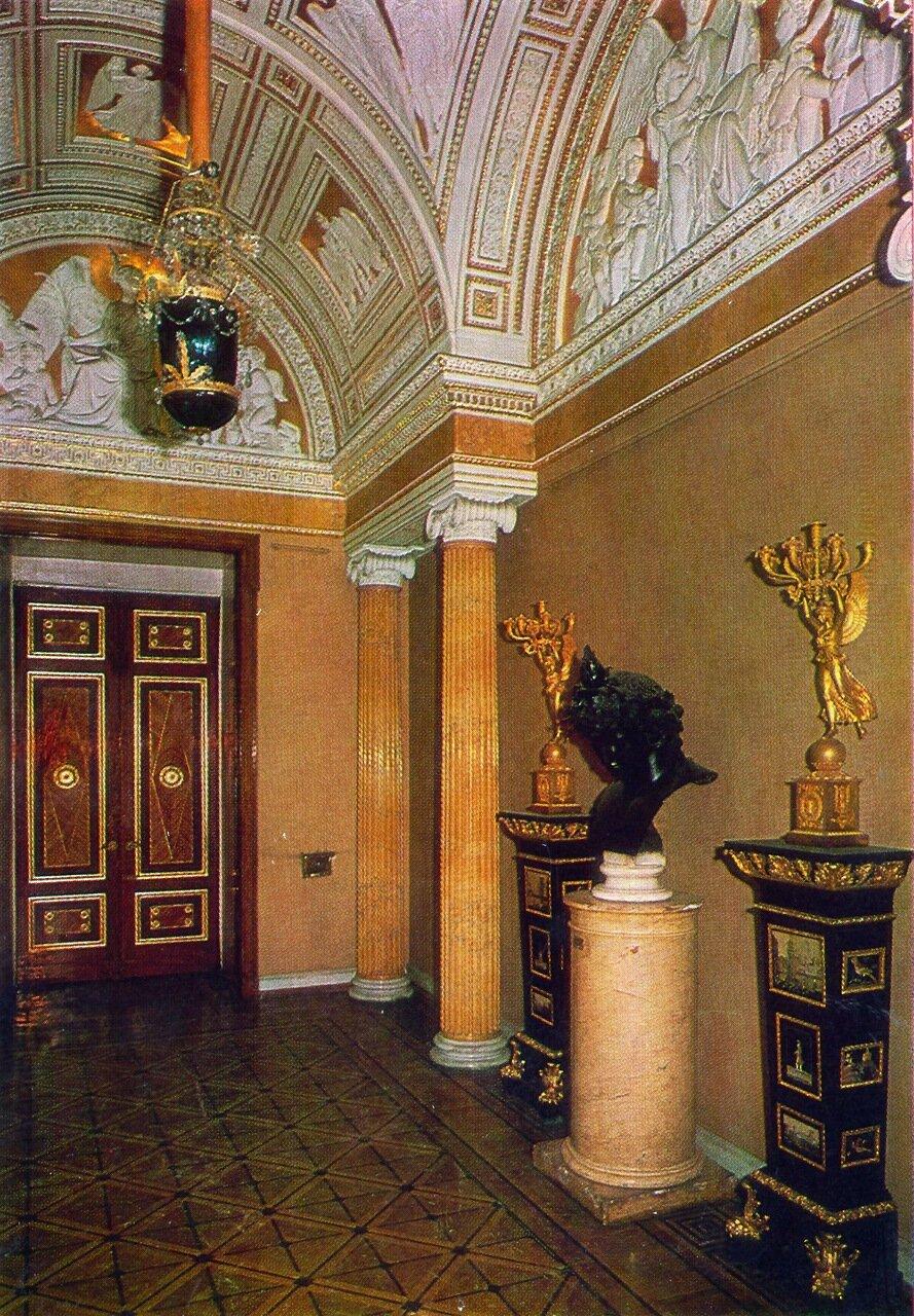 Кабинет Кваренги в Малом Эрмитаже