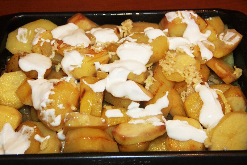 мясо под шубой из картофеля,  мастер-класс, рецепты приготовления мяса