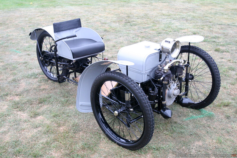 Morgan Runabout '1909–12