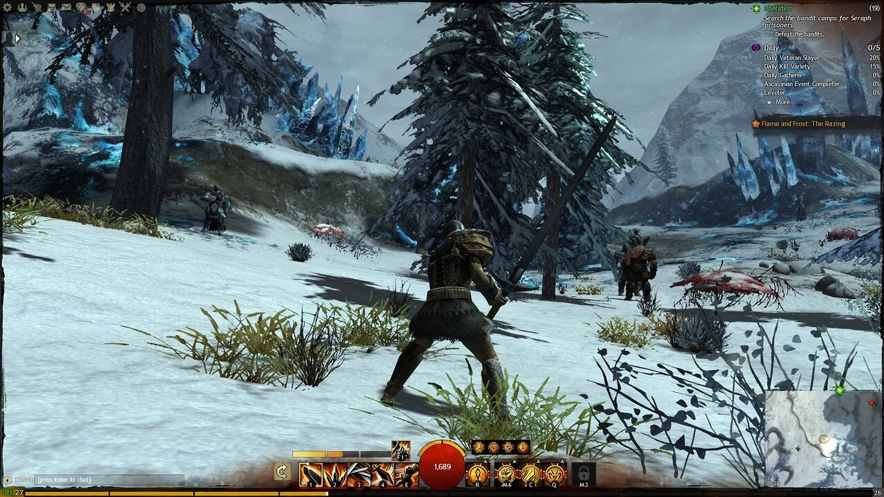 gw2 how to get unblocked