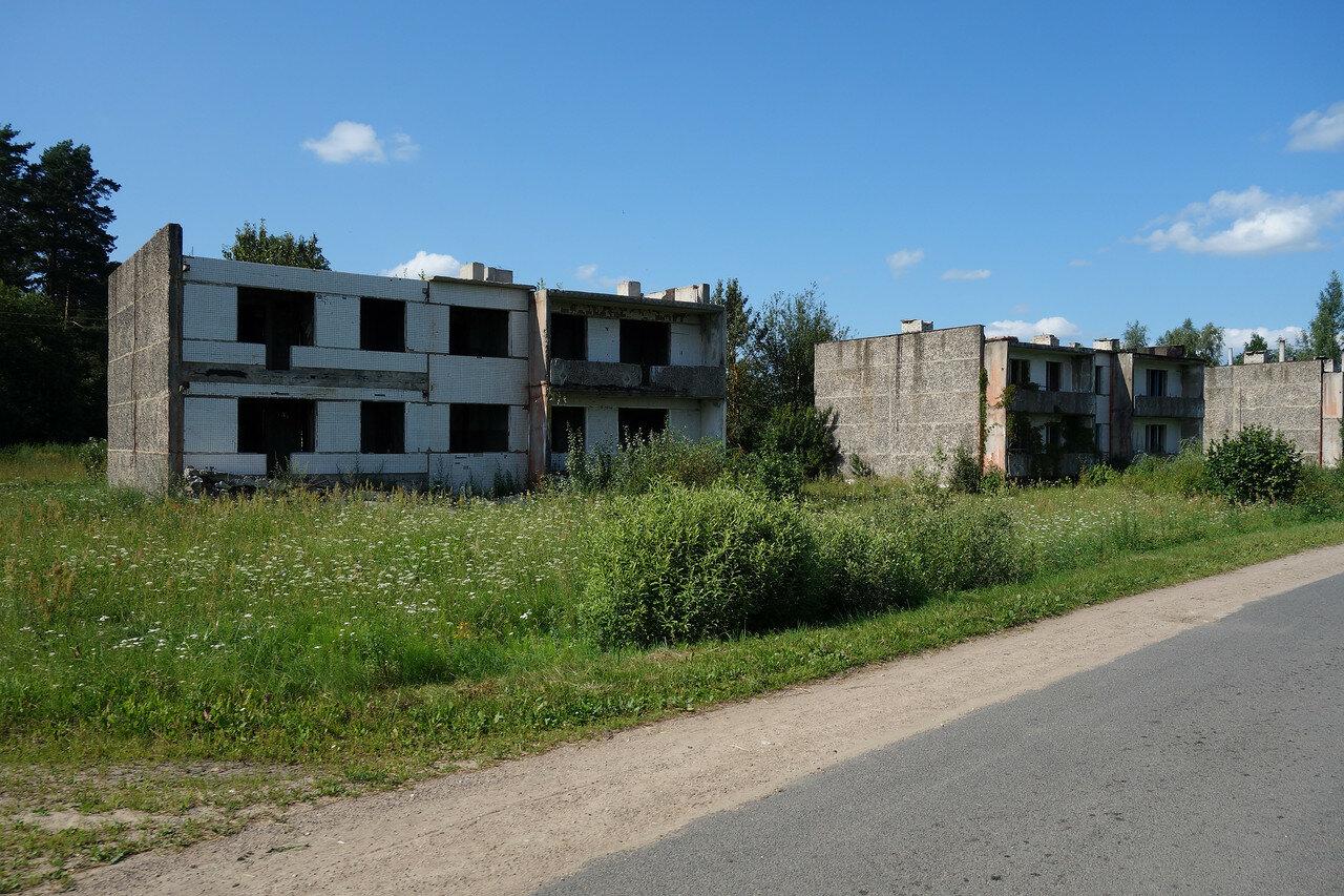 недострой, Ковшелево