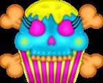 Kristin - Rainbow Emo 3 - Cupcake.png