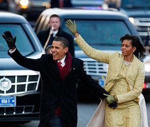 Бейонсе споёт гимн на инаугурации президента США