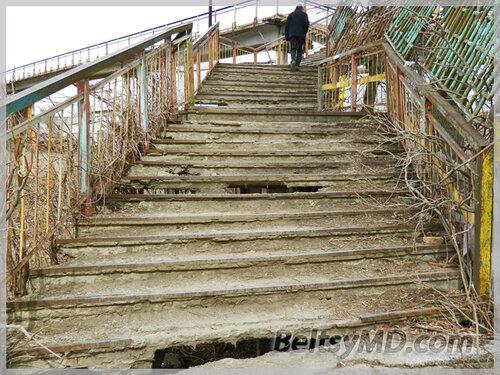 «Мёртвый город» или промзона отчуждения — Бельцы
