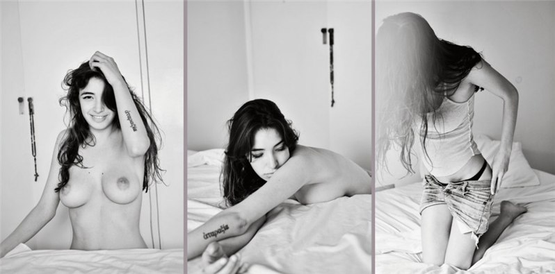 Vicky by Lucas Vazquez in Slang Magazine