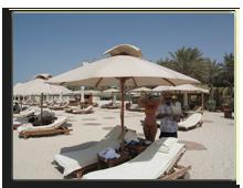 ОАЭ. Дубаи. Burj Al Arab. Beach