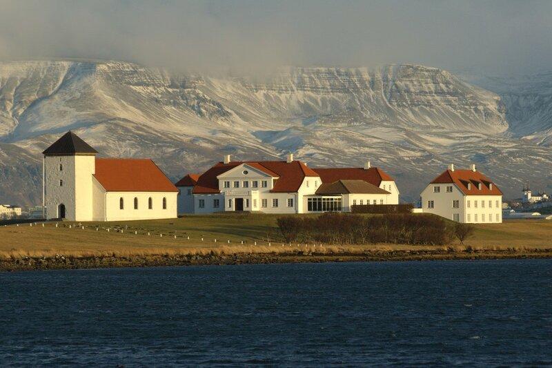 Резиденции правителей