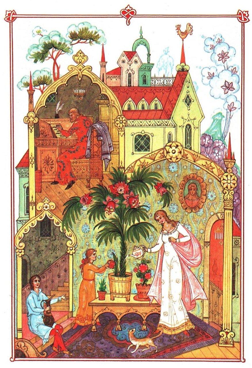 сочинение про царя ивана васильевича молодого опричника и удалого купца калашникова