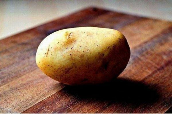 Что можно сделать из одной картофелины