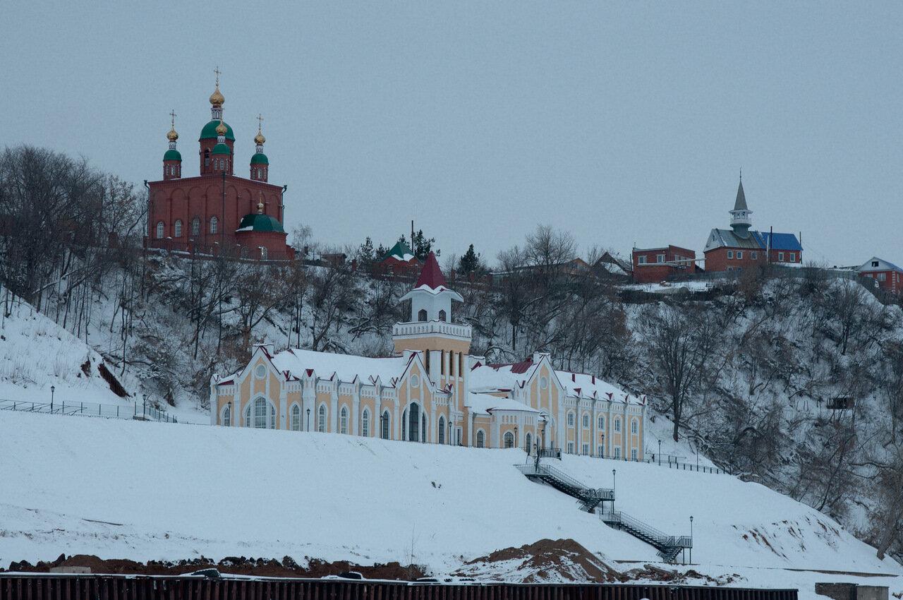 Сарапул картинки зимой